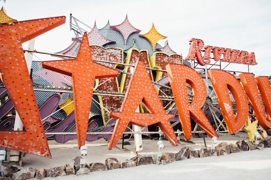 Stardust sign Las Vegas Neon Museum