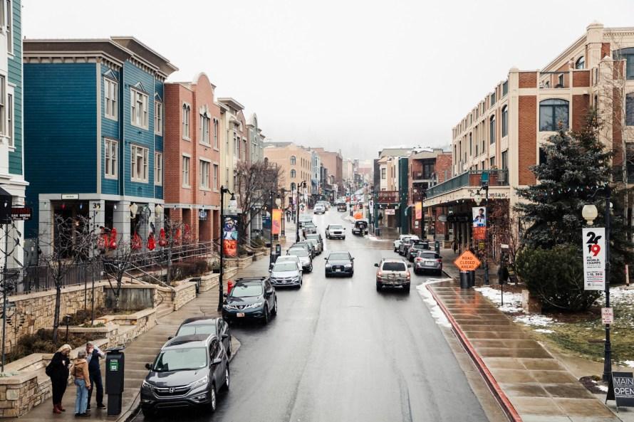 Downtown Park City