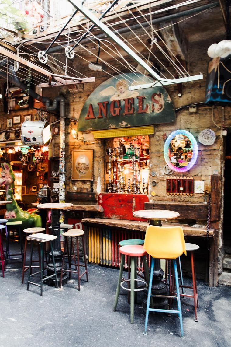 3 days in Budapest - Szimpla Kert ruin bar