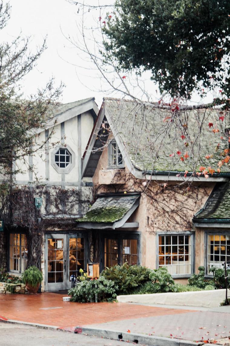 Carmel shops