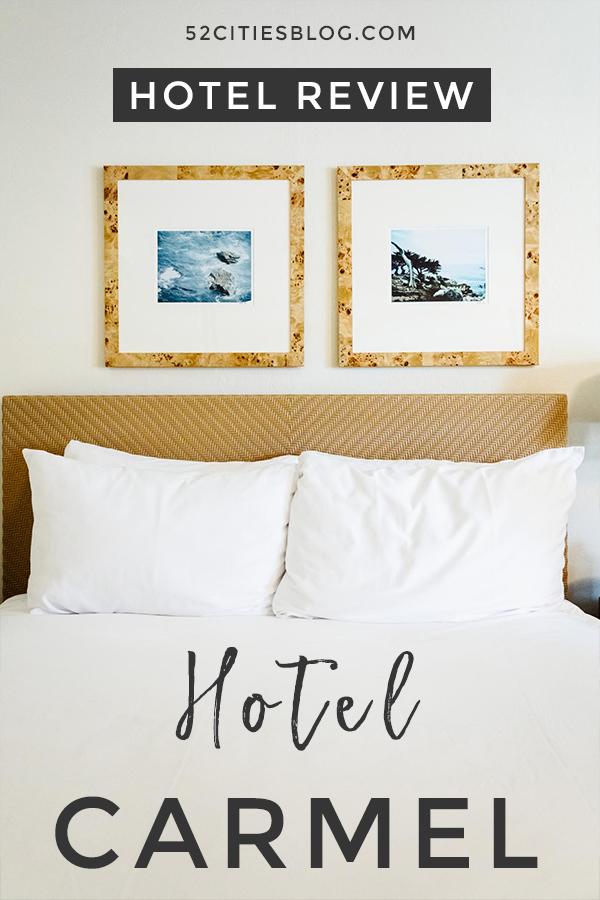 Hotel Review: Hotel Carmel