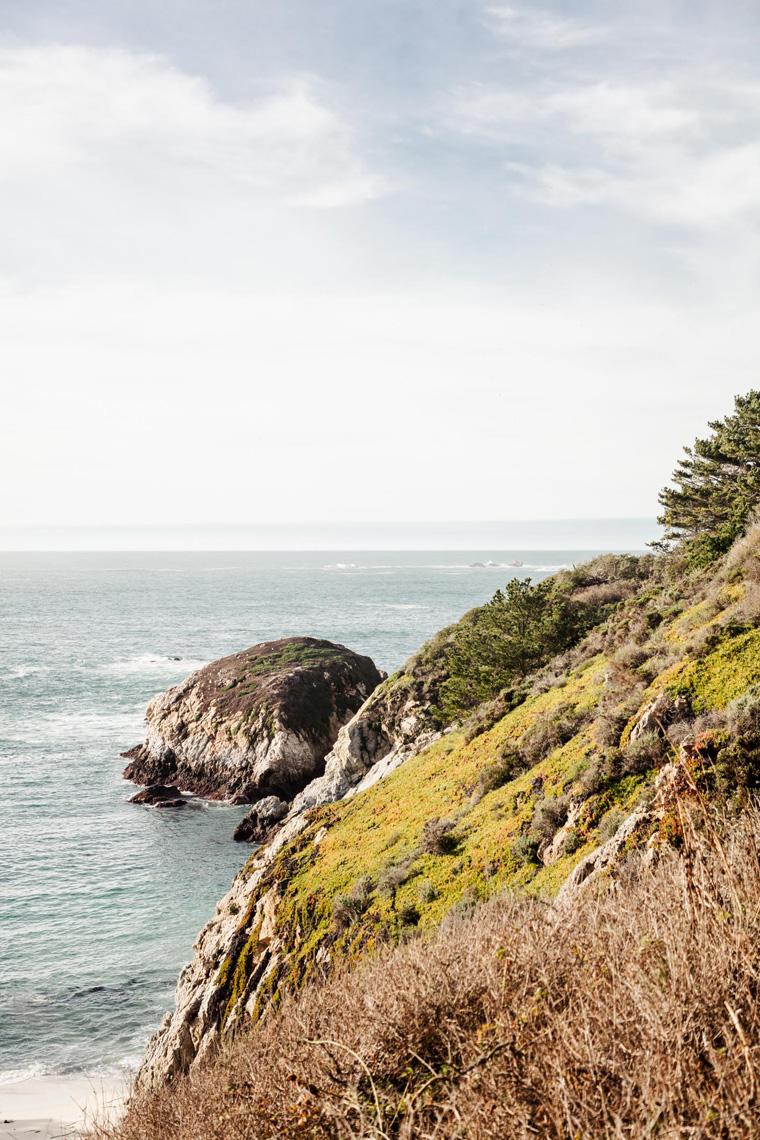 Cliffs at Point Lobos