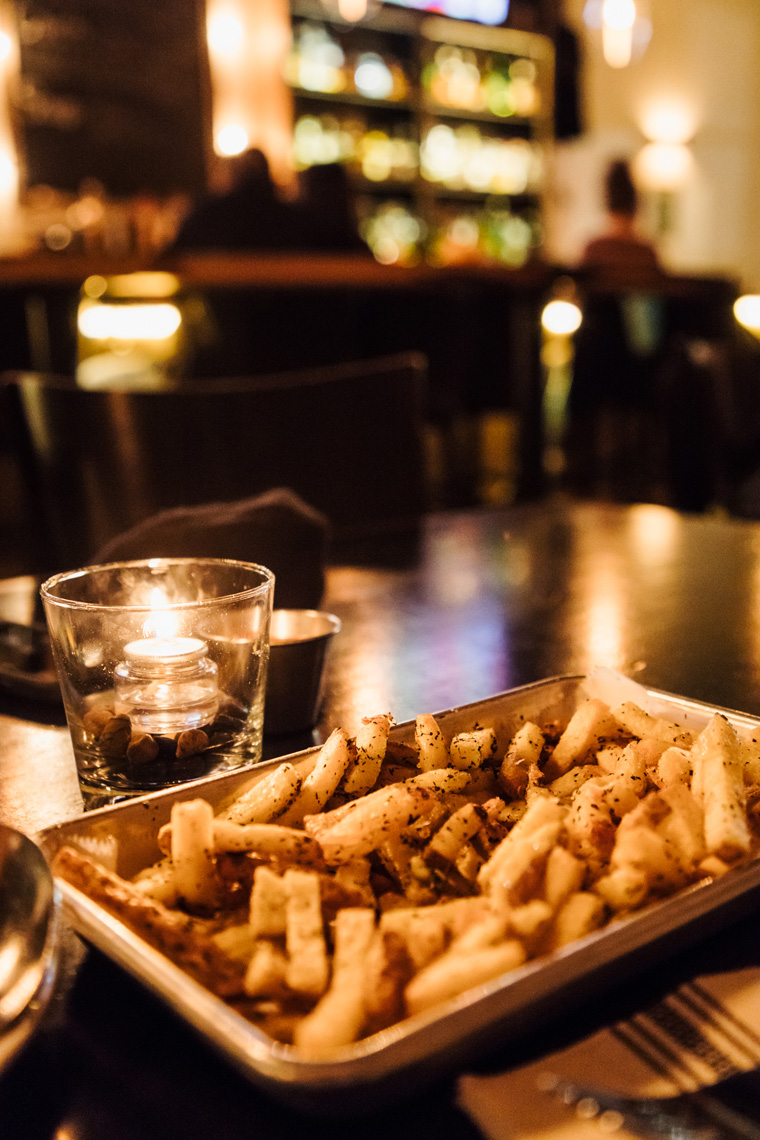 Fries at Juniper
