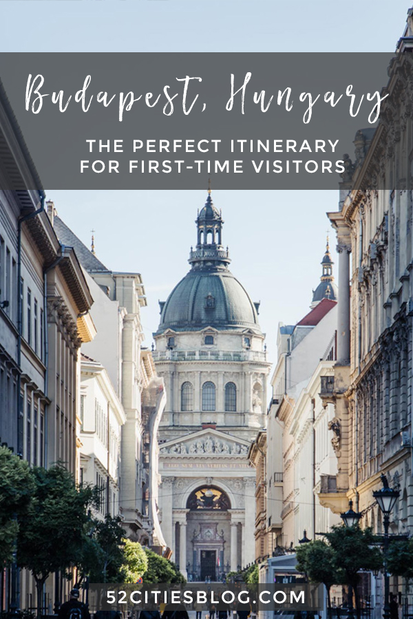 Budapest, Hungary The perfect itinerary for first-time visitors