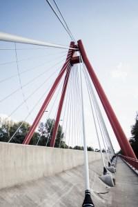 close view of bridge