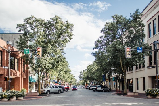 Columbus Indiana street