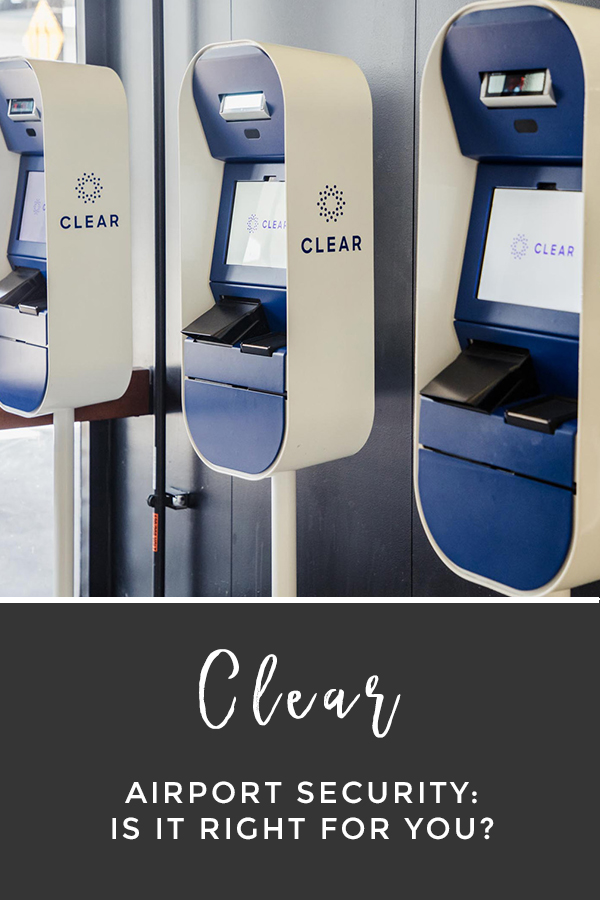 CLEAR - Is it right for you?