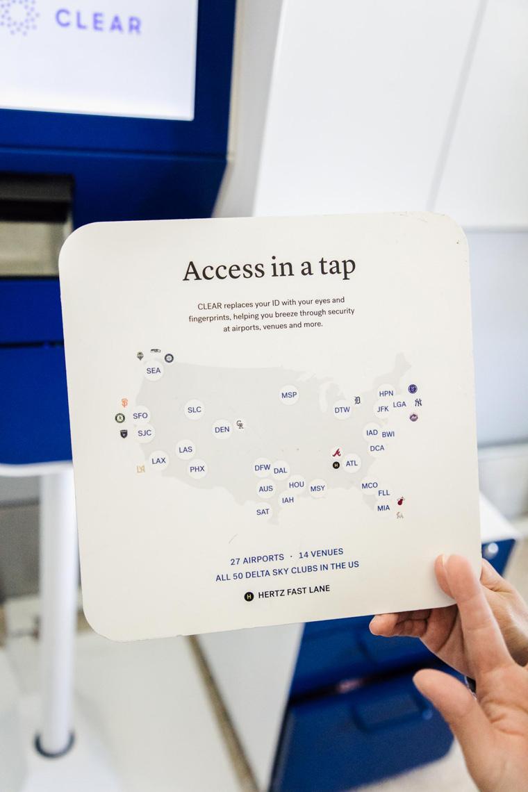 Access in a tap
