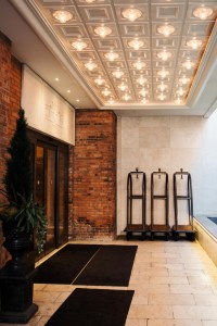 Curtiss Hotel entry