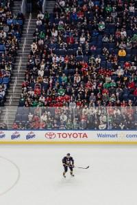 Buffalo Sabres hockey game