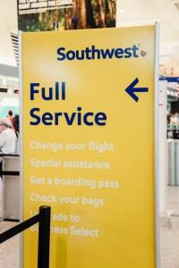Southwest sign