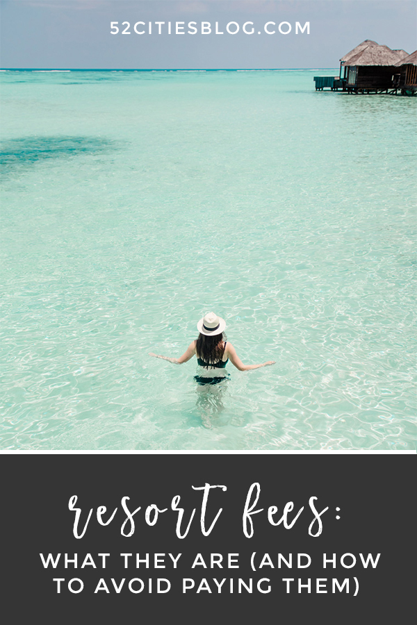 how to not pay resort fees - Resort fees: What they are (and how to avoid paying them)