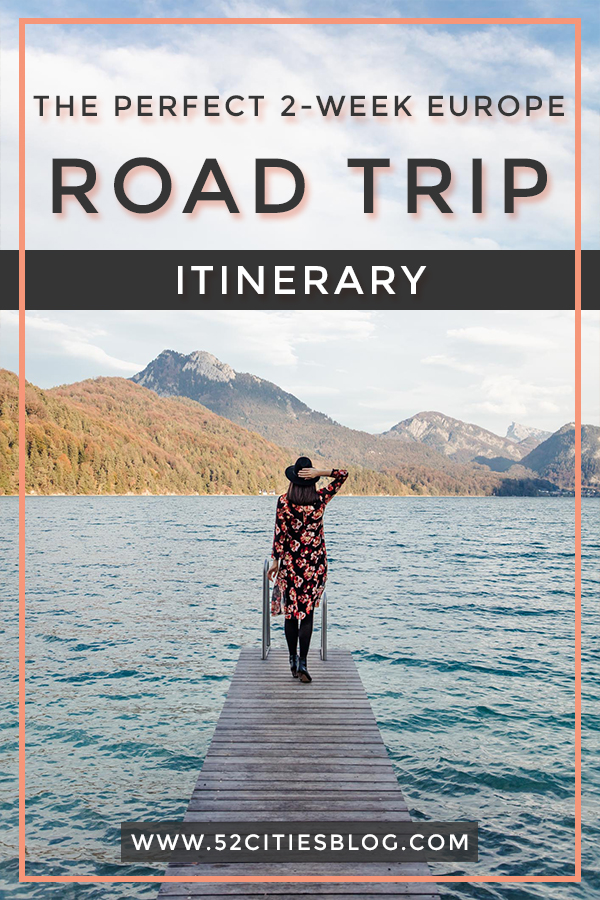Driving through Europe: 2-week fall road trip itinerary