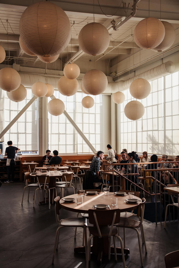 Tartine Manufactory, most Instagrammable places in San Francisco