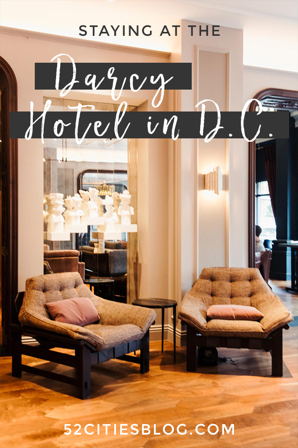 Darcy Hotel review