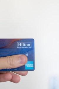 Hilton Honors Aspire credit card