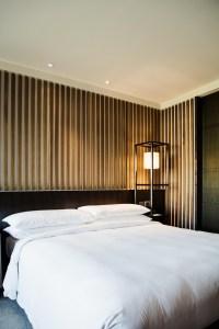 Park Hyatt Sydney bed