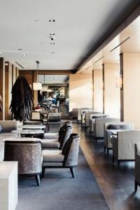 Park Hyatt Sydney dining area