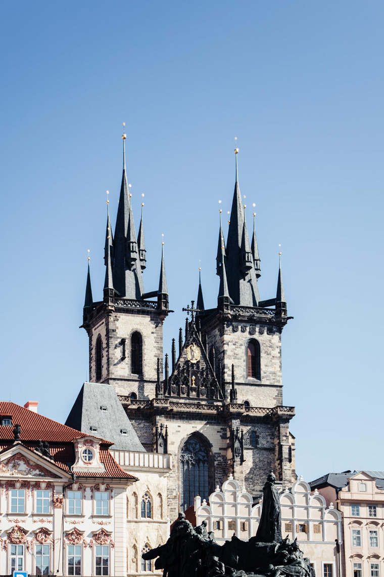 Tyn Church - fun things to do in Prague