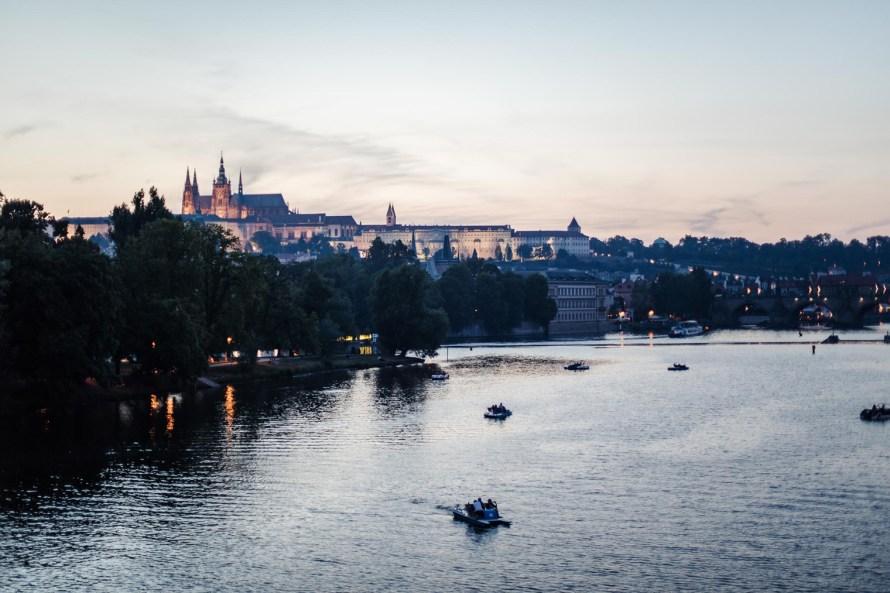 Prague Castlle