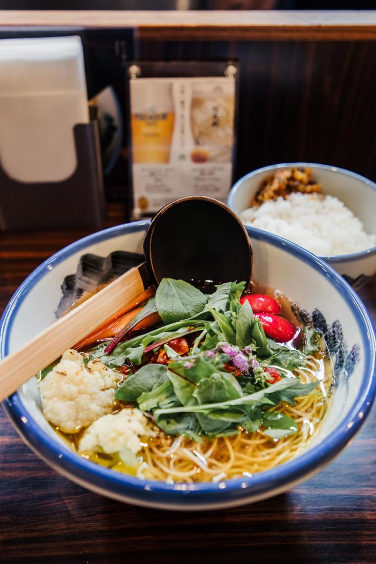 Afuri Ramen - Tokyo itinerary 7 days