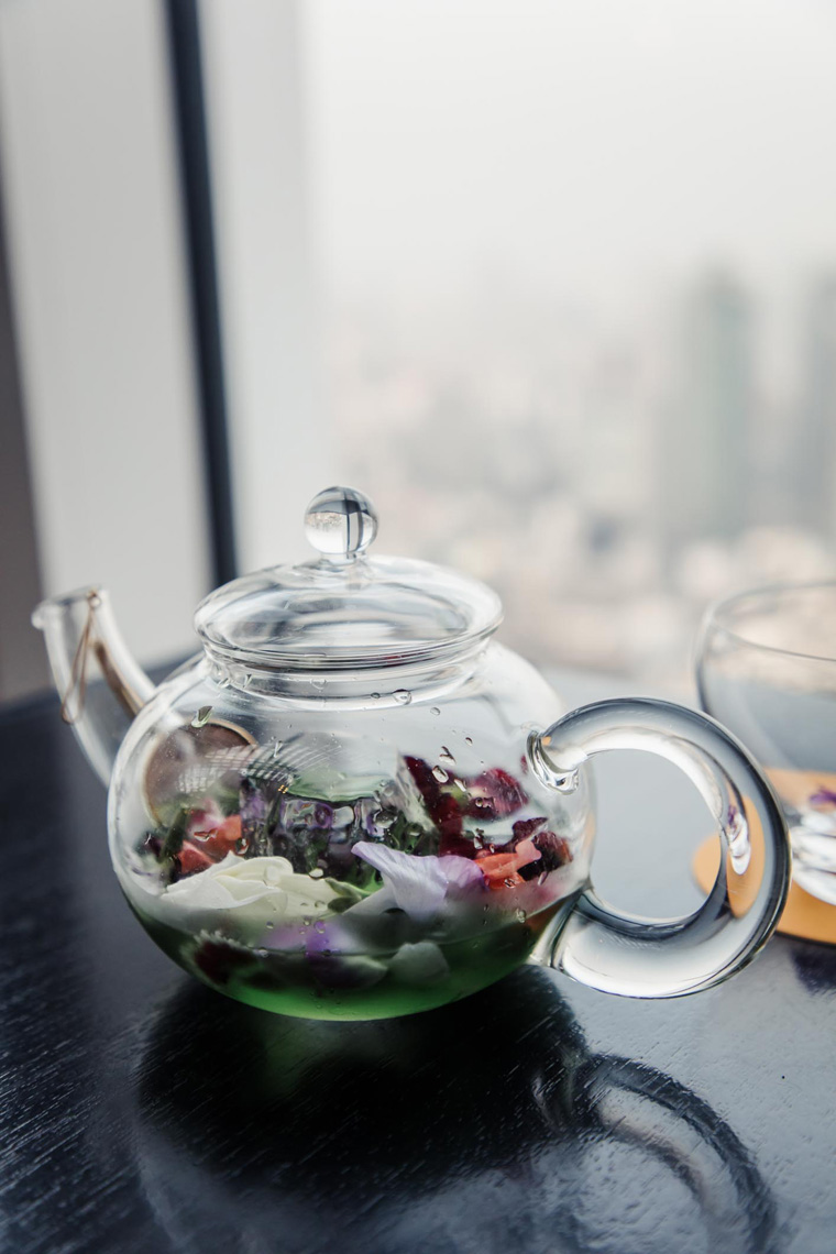 Andaz Tokyo cocktail - Tokyo itinerary 7 days