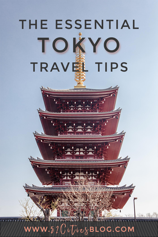 The essential Tokyo travel tips