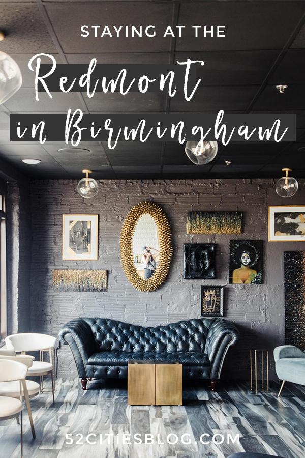 Redmont Curio Collection Hotel Birmingham