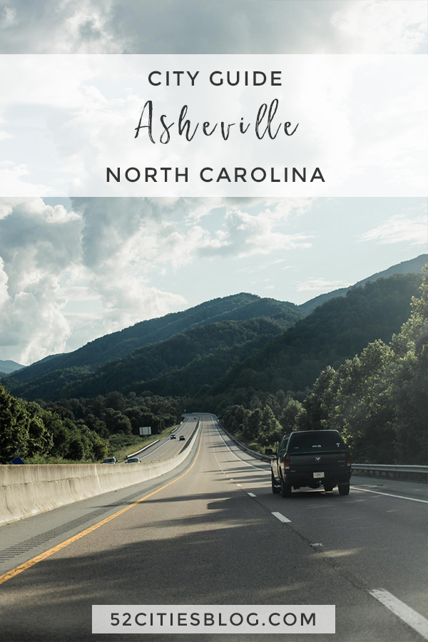 Asheville weekend trip guide
