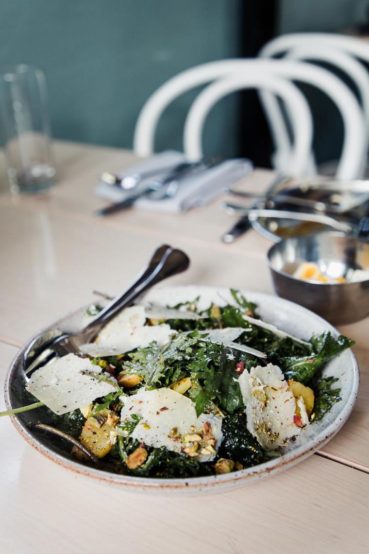 Tusk salad