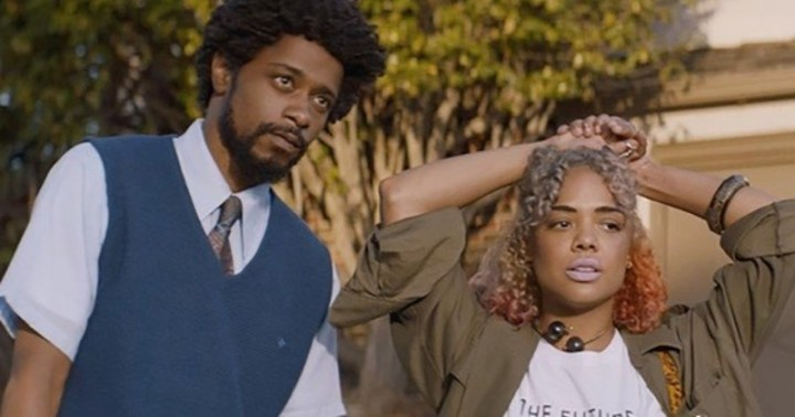 Image result for sorry to bother you 2018