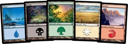 Image result for mtg lands