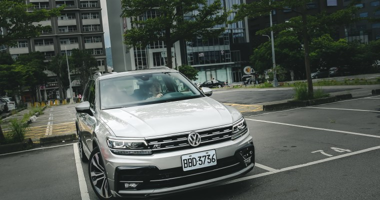 一日野炊:得力隊友 Tiguan 380 R-Line Performance