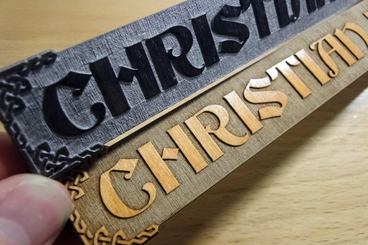 01: Christian Baldwin