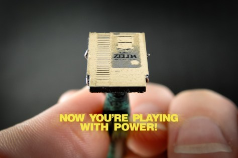Now You're Playing With Power For Real!
