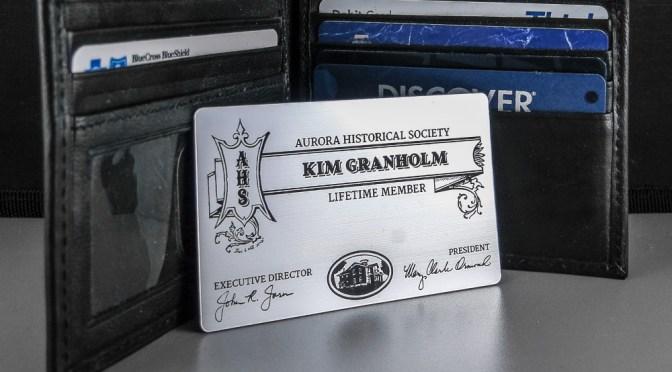 76: Membership Cards