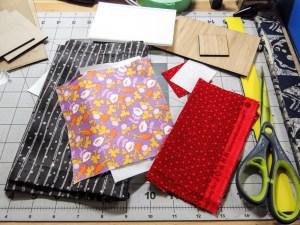 All the fun fabrics
