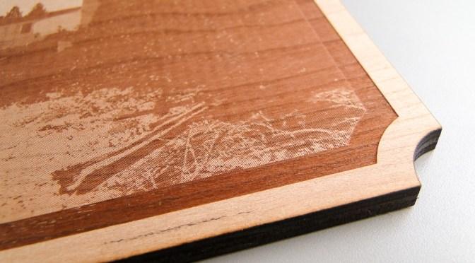 103: Halftoning Wood