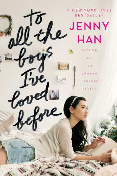 cover to all the boys ive loved before