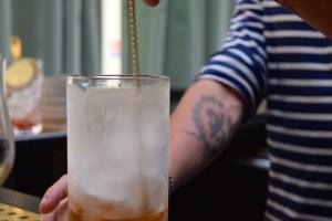 cocktails at danico paris