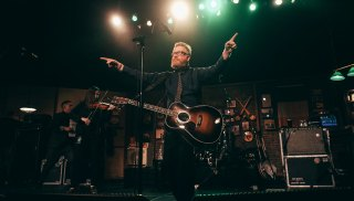 Flogging Molly - The Cosmopolitan of Las Vegas Shows