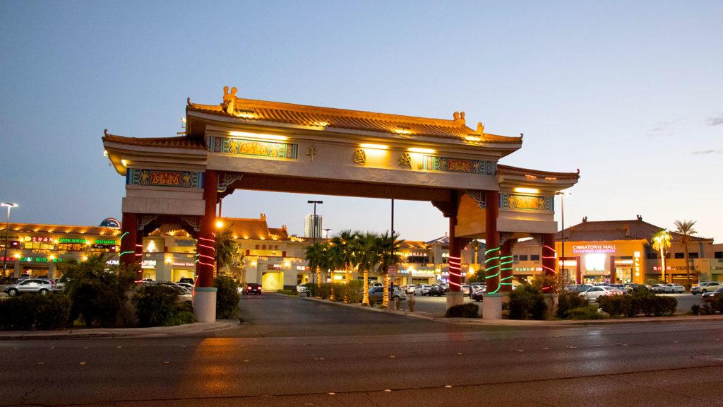 Chinatown Las Vegas