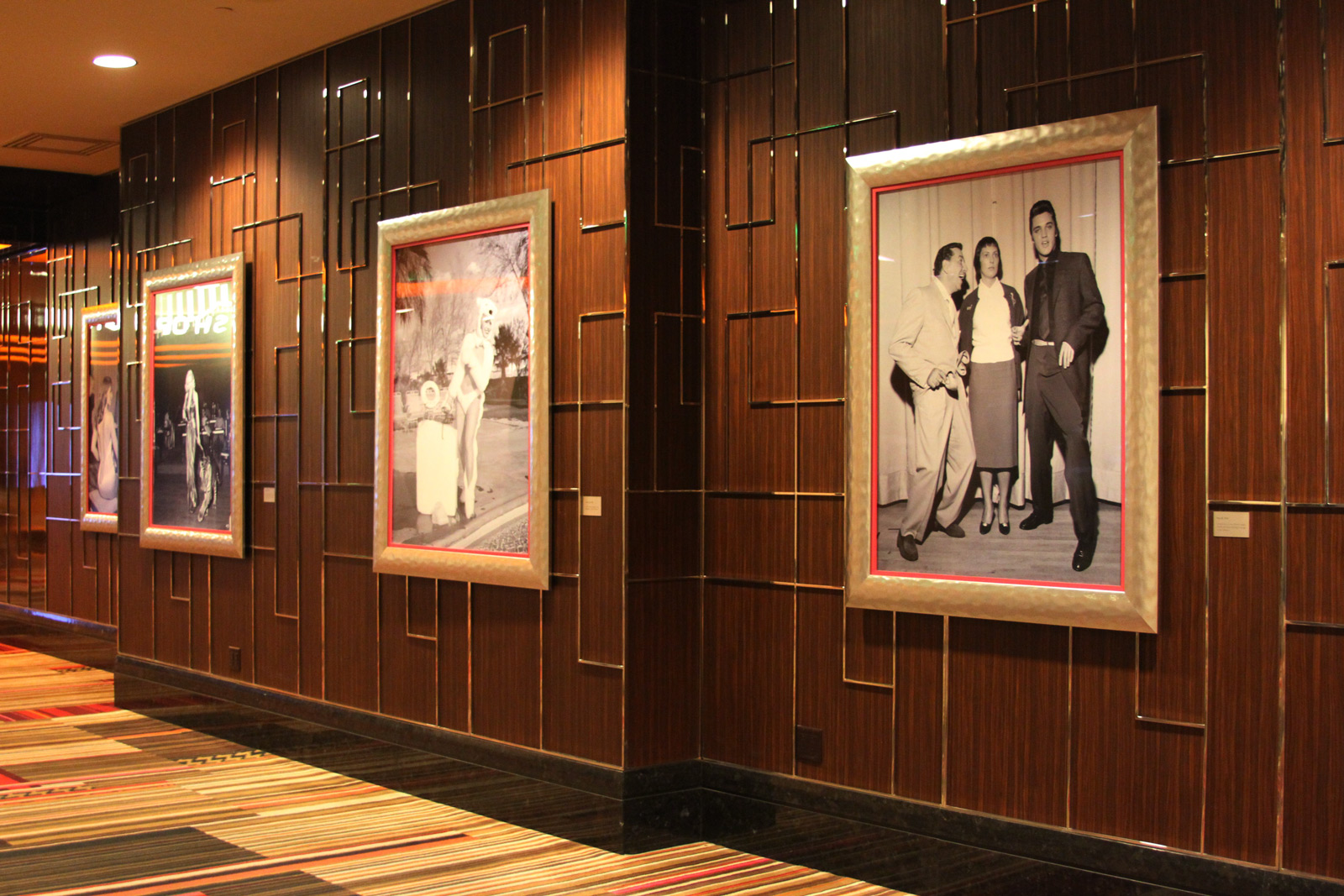 The Golden Age of Glam at The Cosmopolitan of Las Vegas.