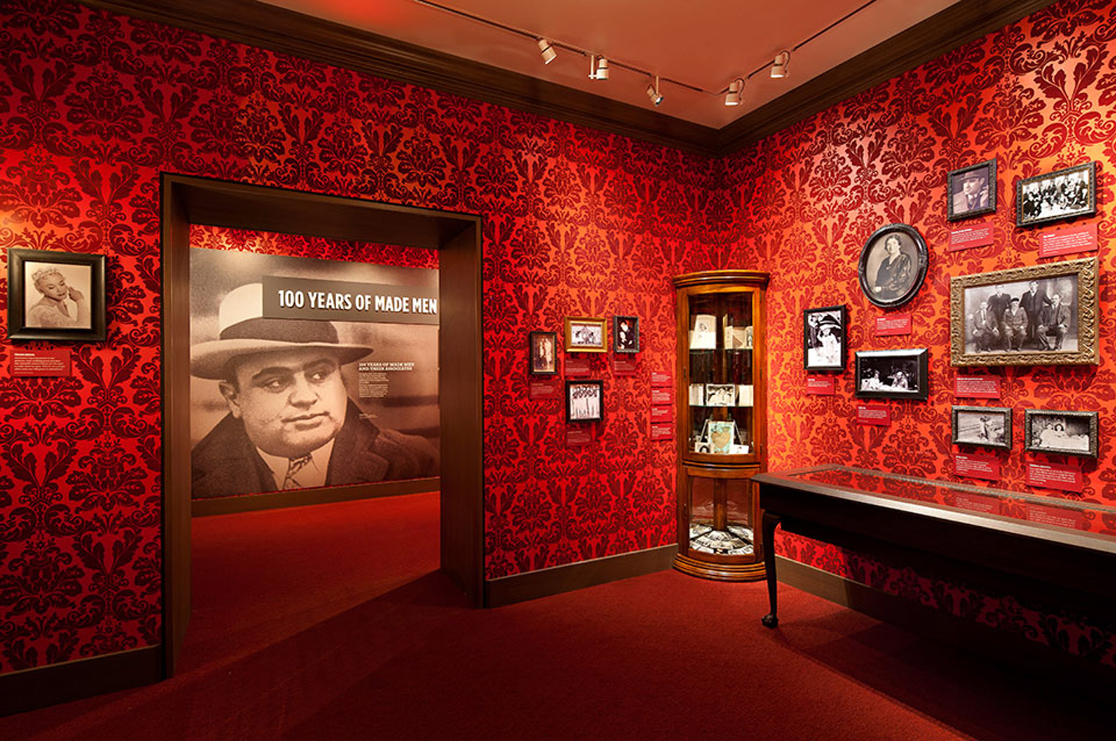 Explore the Mob Museum.