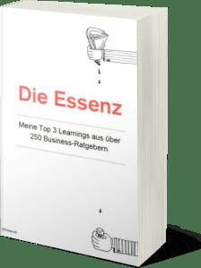 Cover Die Essenz