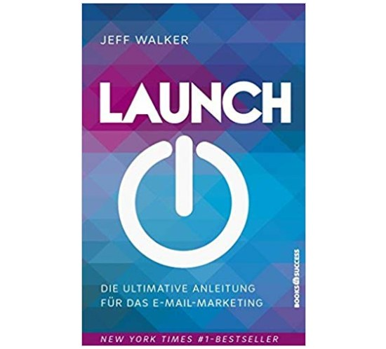 Launch Buchcover