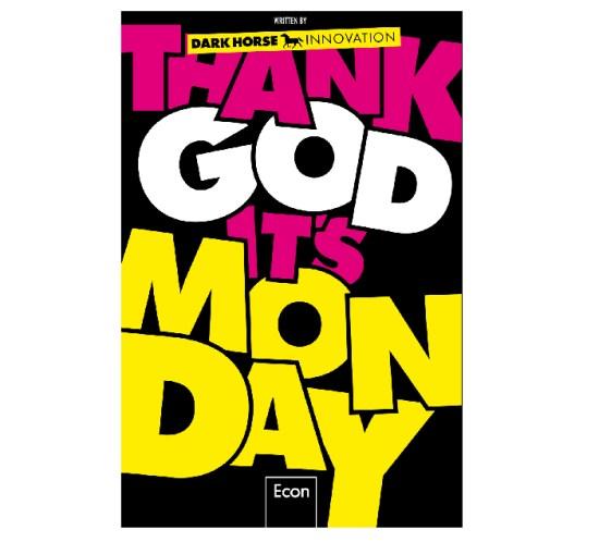 Thank God it's Monday Buchcover
