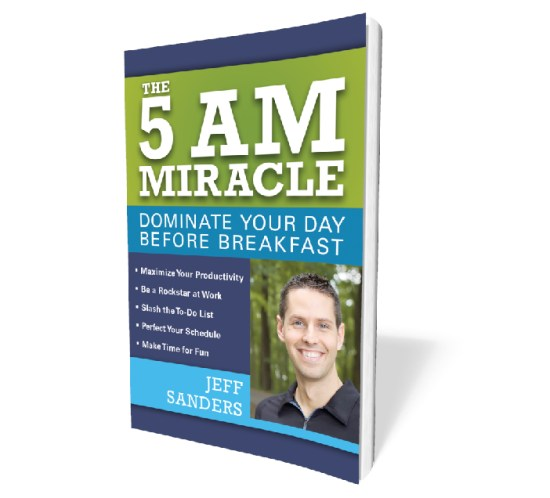 The 5 A.M. Miracle Buchcover