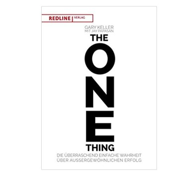The ONE Thing Buchcover