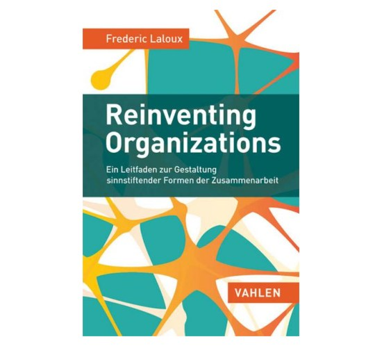 Cover Reinventing Organizations